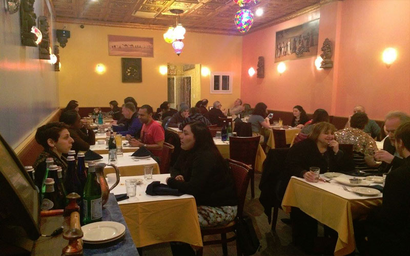 Indian restaurant Baldwin NY